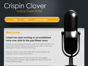 Crispin Clover - Voice Over Artist
